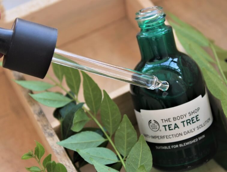 Serum Tea Tree Anti-Imperfection của the body shop