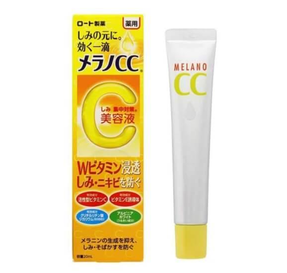 Serum vitamin C melano Nhật Bản