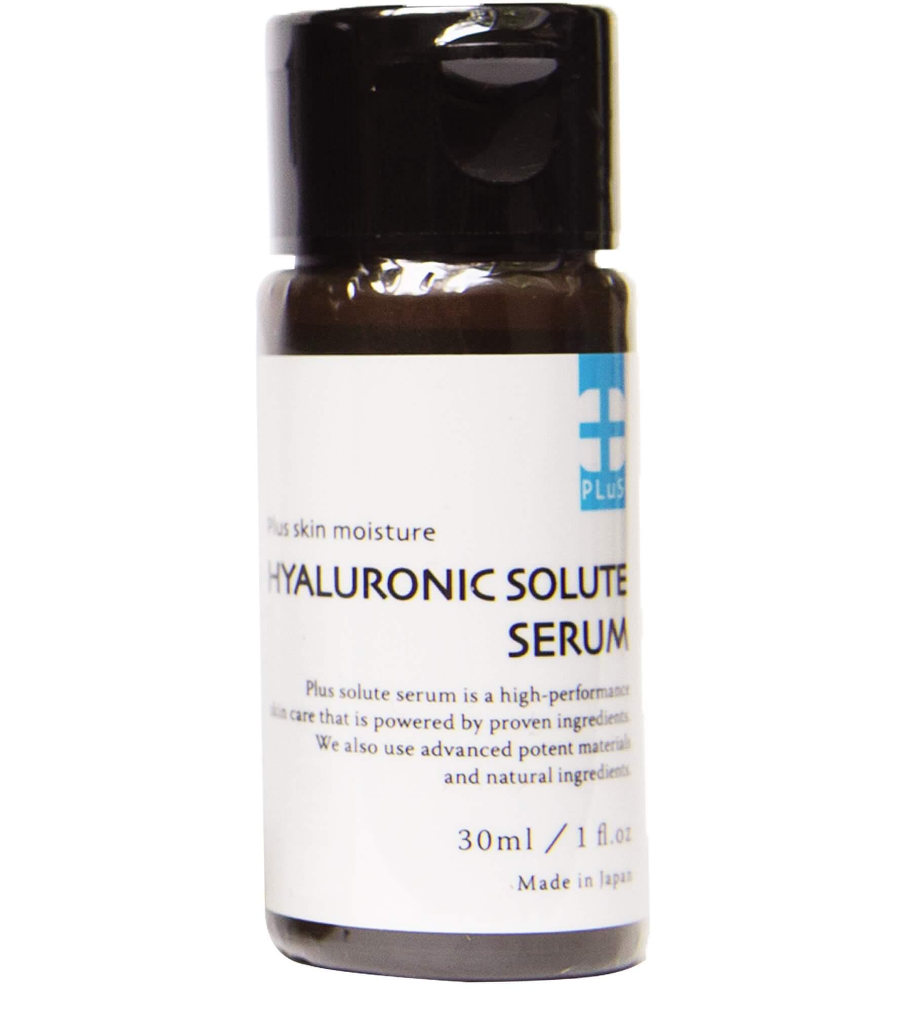 Serum dưỡng da của Nhật - Plus Hyaluranic Solute
