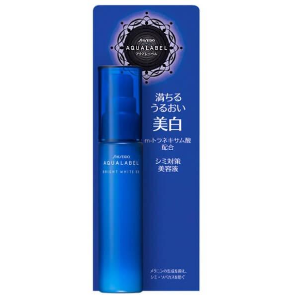 Serum dưỡng da của Nhật - Shiseido aqualabel bright white EX