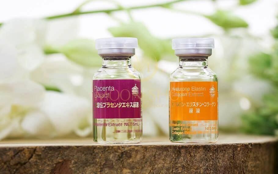 Serum dưỡng da của Nhật chứa nhau thai tươi-BB Lab