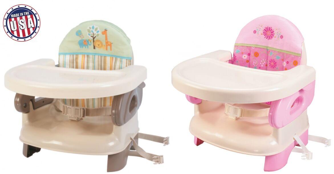 Ghế ăn dặm Summer là lựa chọn hoàn hảo để thay thế một chiếc ghế cao cho bé