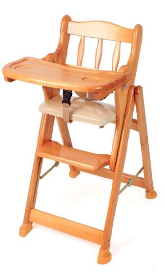 Ghế cao Autoru bằng gỗ