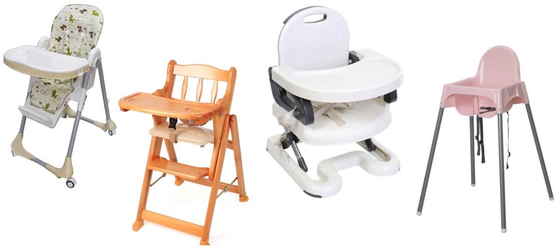 Lựa chọn ghế ăn dặm cho bé loại nào tốt và an toàn nhất hiện nay