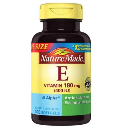 Nature Made Vitamin E 400 IU