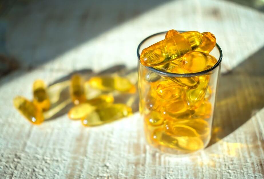 Vitamin E là một chất chống oxy hóa mạnh mẽ