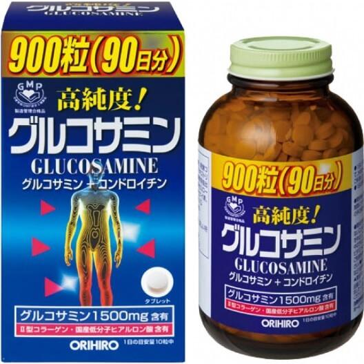 Glucosamine Orihio được đánh giá là Glucosamine Nhật Bản tốt nhất