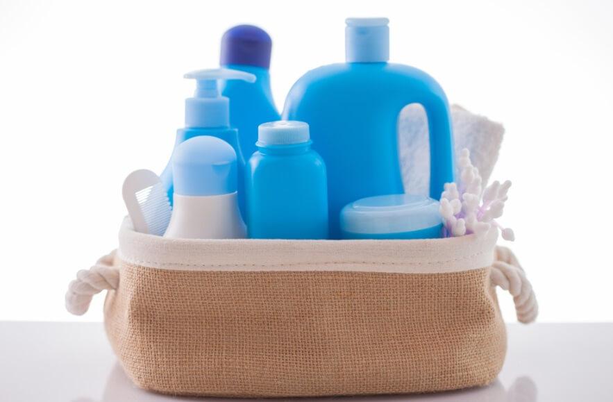 Kem dưỡng ẩm cho trẻ sơ sinh cần phải loại bỏ các thành phần có hại