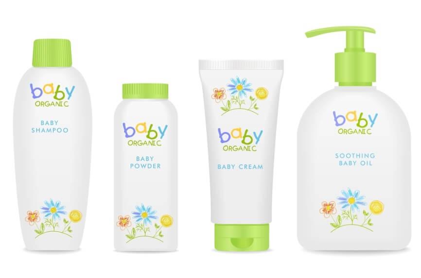 Lựa chọn các sản phẩm có dán nhãn dành riêng cho baby