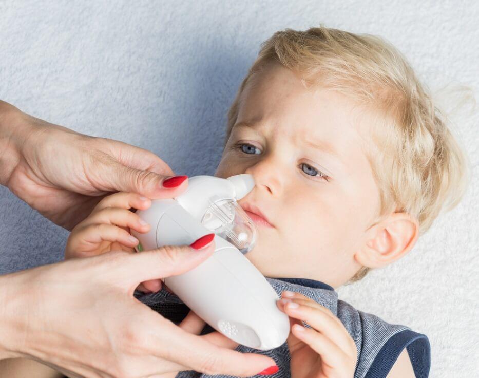 Máy hút mũi trẻ em loại nào tốt nhất hiện nay