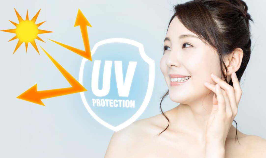 Kem chống nắng Hàn Quốc sở hữu các thành phần chống nắng vượt trội