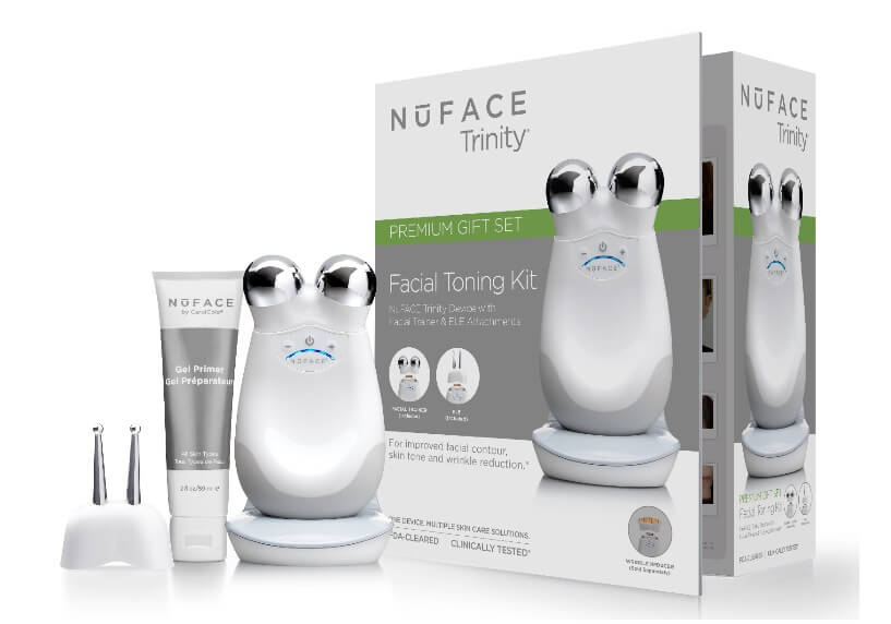 Trọn bộ sản phẩm dùng chống lão hóa Nuface