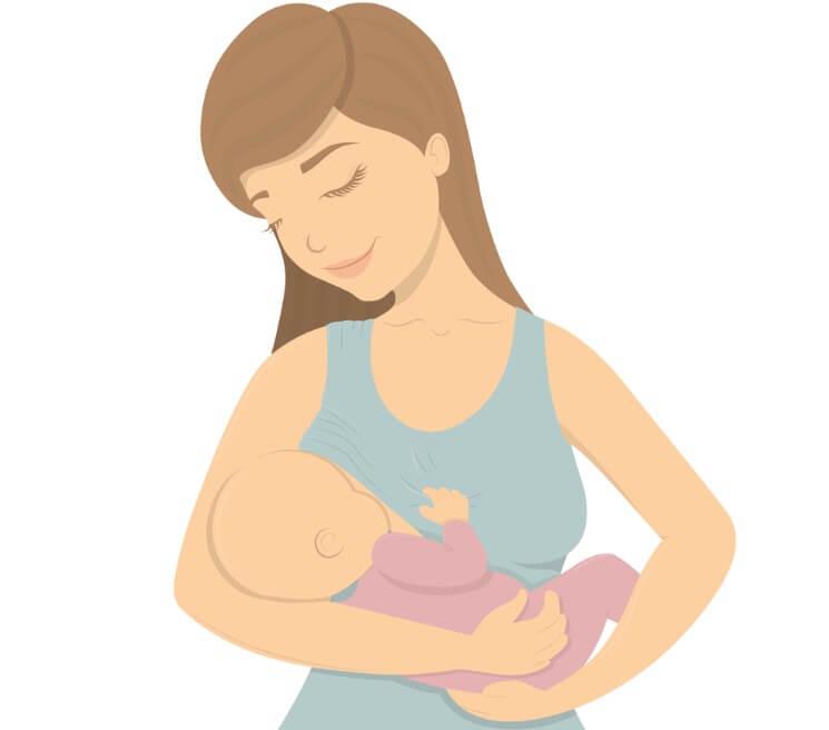 Nuôi con bằng sữa mẹ là cách tốt nhất để bé phát triển toàn diện
