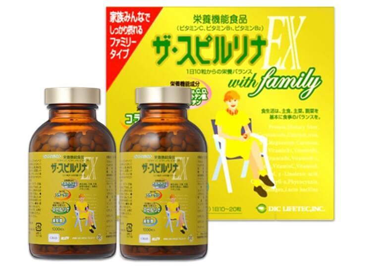 Tảo vàng EX giúp hỗ trợ làm đẹp và chống lão hóa hiệu quả