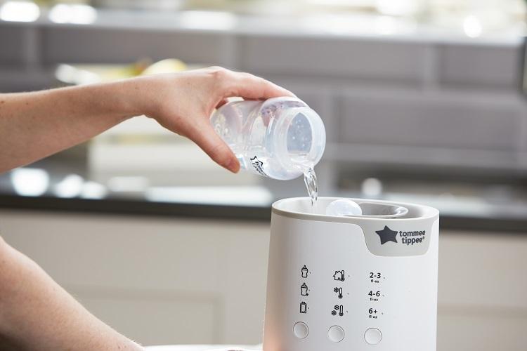 Dựa vào cấu tạo và cách thức hoạt động của máy hâm sữa để lựa chọn