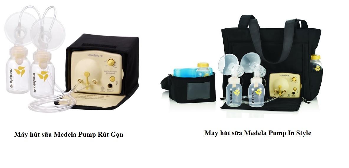 Dòng máy hút sữa medela Pump rất được ưa chuộng