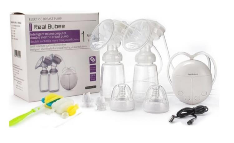 Máy Hút Sữa Real Bubee có xuất xứ chính hãng tại Anh
