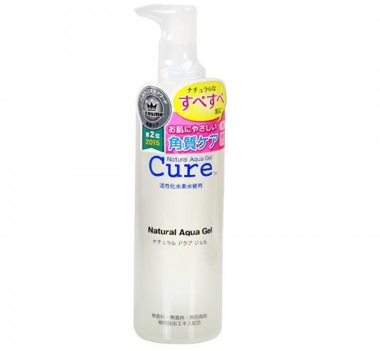 Gel tẩy da chết Cure được giải cosme 2015