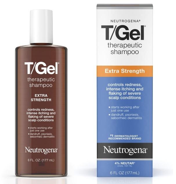 Dầu gội tri gàu Neutrogena T Gel