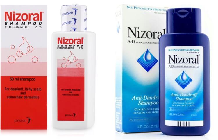 Nizoral cũng là dầu gội trị gàu cực kỳ hiệu quả