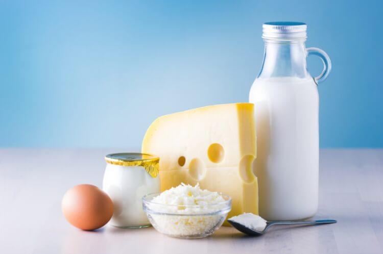 Sữa và các chế phẩm từ sữa là nguồn cung cấp canxi tốt nhất cho mẹ bầu