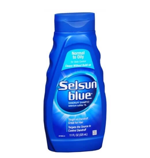 Selsun Blue mang đến hiệu quả rõ rệt trong việc điều trị gàu