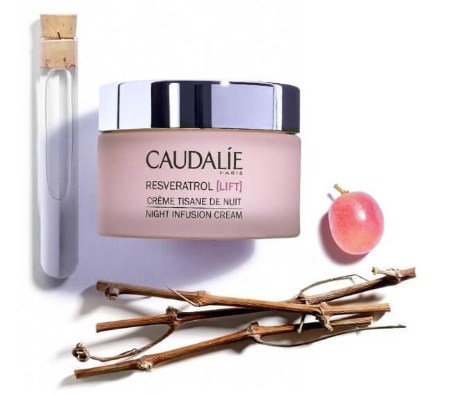 Kem dưỡng ban đêm Caudalie Resveratrol Lift Night Infusion