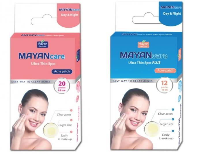 Miếng Dán Mụn Mayan