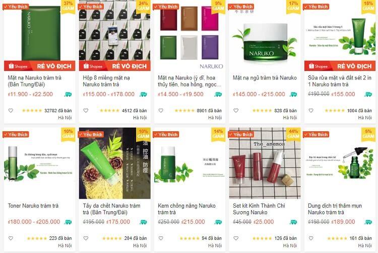 Những sản phẩm bán chạy của shop The Amemos