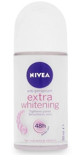 Lăn khử mùi Nivea Whitening