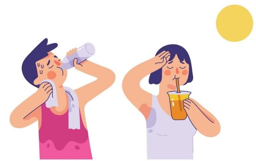 Lựa chọn lăn khử mùi dựa vào tình trạng đổ mồ hôi và mùi cơ thể