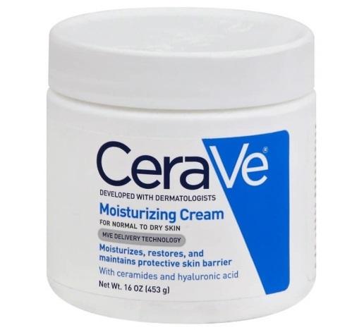 Kem dưỡng ẩm Cerave là lựa chọn tuyệt vời cho da khô nhạy cảm