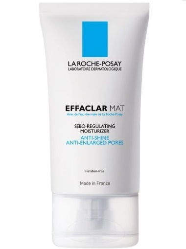Kem dưỡng ẩm cho da mụn nhạy cảm La Roche-Posay Effaclar Mat Oil-Free Facial
