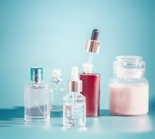 Tránh xa các thành phần hóa học, cồn, chất bảo quản độc hại