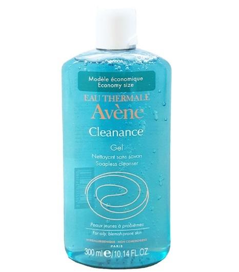 Sữa rửa mặt Avene Cleanance Cleansing Gel phù hpj với làn da dầu mụn nhạy cảm