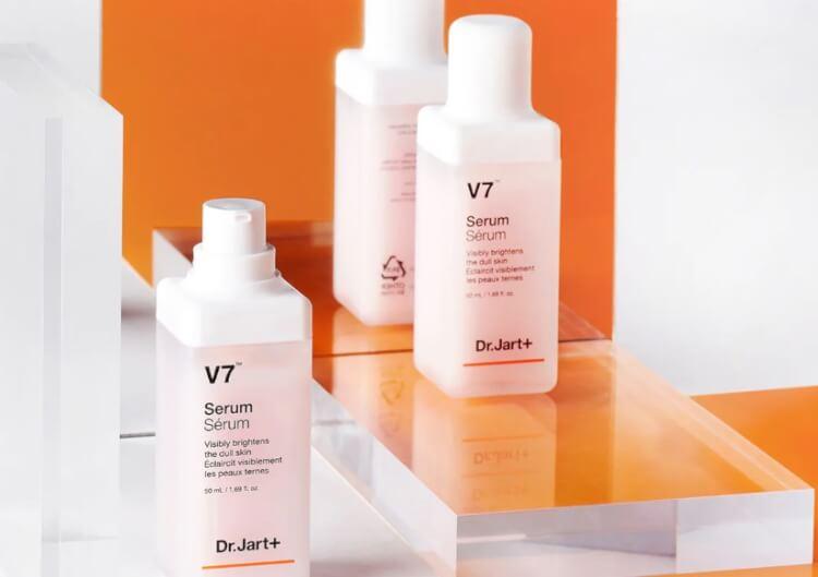 Dr Jart là thương hiệu mỹ phẩm hàn quốc được phát triển bởi bác sỹ da liễu